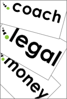 New .coach, .legal and .money domains